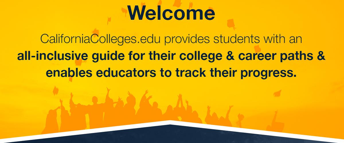California Colleges Website (CCGI)